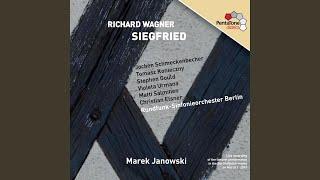 Siegfried: Act I Scene 2: Heil dir, weiser Schmied! (Wanderer, Mime)