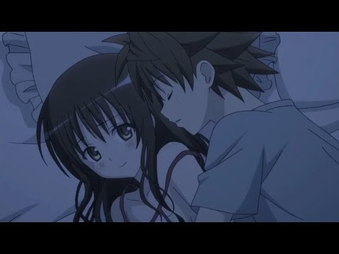 Mikan Sleeps With Rito And Momo Watching Them In The Morning! -To LOVE-Ru Darkness 2nd