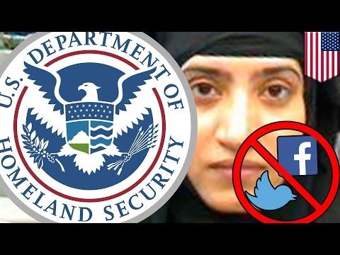 Tashfeen Malik visa: Homeland Security didn't vet San Bernardino attacker's social media - TomoNews