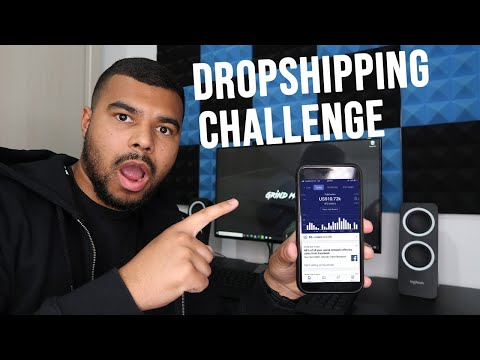 I Tried Selling This VIRAL Product On Facebook... (48 Hour Shopify Dropshipping Challenge) thumbnail