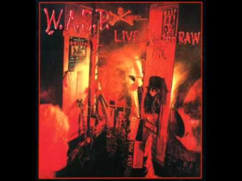 W.A.S.P. - Harder Faster