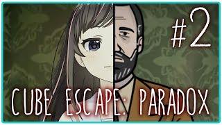 【Cube Escape: Paradox】#2 かつてないほどサクサク進むナゾトキアイを見よ!