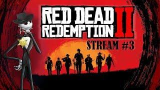 ✔ Все говорят АКа! А как поднять бабла? ◆ Охота Рыбалка ◆ Red Dead Redemption 2 ◆ Stream #3