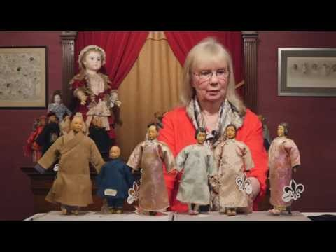 Sicard Collection of Door of Hope Dolls at Auction July 15, 2015