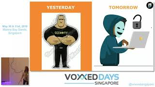 From higher profits to higher purpose - Voxxed Days Singapore 2019