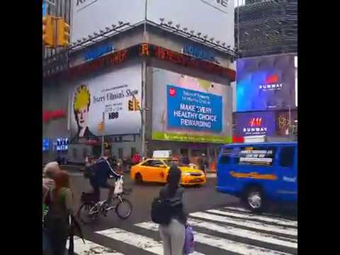 Premier Visa Consultant at Times Square 2018