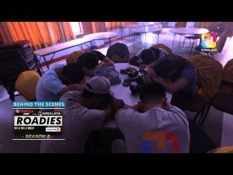 HIMALAYA ROADIES  Wild Wild West  SEASON 2  BEHIND THE SCENES  EPISODE 02