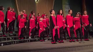 Vocal Motion Chorus 2018 Competition Set Part 3