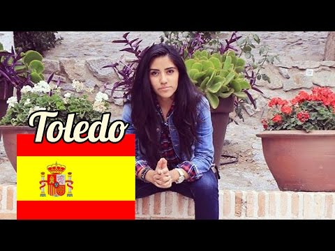 ᴾᴾ VISITANDO UNA CIUDAD MEDIEVAL (TOLEDO) VLOG | LOS POLINESIOS