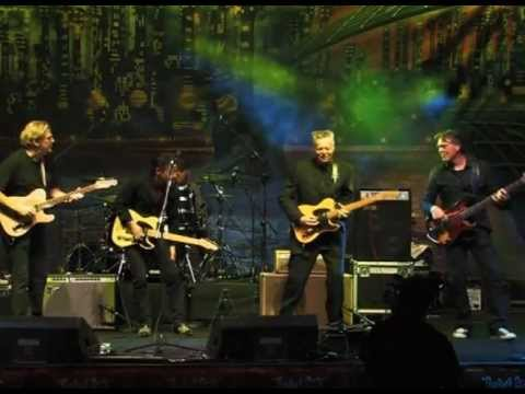 Luca Olivieri, John Jorgenson, Tommy Emmanuel Workin' man blues Soave 2012 HQ