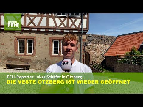 Veste Otzberg wieder