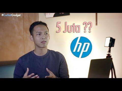 Laptop Kerja Dan Bisa Gaming Cuma 5 Jutaan! #CurhatGadget