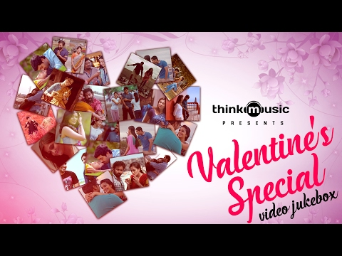 Valentine Special Video Songs | Video Jukebox | Tamil