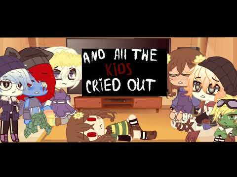 Download ☕|Undertale react to meme Chara and Frisk|☕