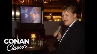 Andy At The Miss America Pageant - Conan25: The Remotes