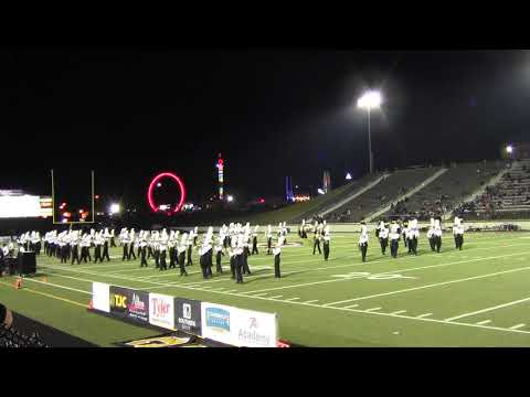 TJC Apache Band 2017 vs Cisco College