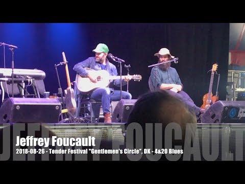 Jeffrey Foucault - 4&20 Blues - 2018-08-26 - Tønder Festival, DK