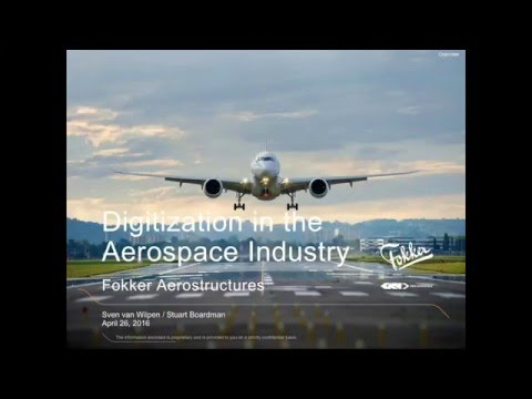Digitization in the Aerospace Industry - The Open Group