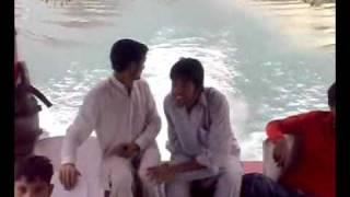 hazara university haripur campus ( a trip to Khanpur dam... full enjoyment )