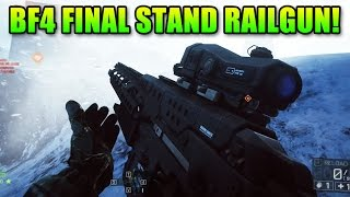 BF4 Final Stand DLC - Operation Whiteout | Battlefield 4 Rorsch X1, MKV & Hover Tank