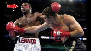 Last Fight of LENNOX LEWIS _ Battle of the Titans