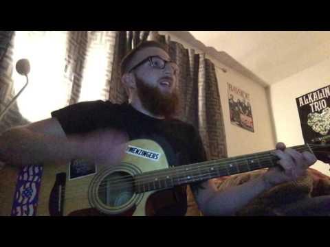 Tellin' Lies - The Menzingers (Acoustic Cover)