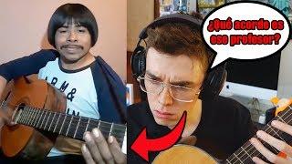 ¡Hago El Tutorial De Guitarra Angústica!