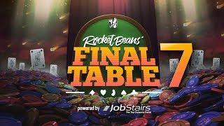 Final Table #7 mit Rewinside, Jodie Calussi, Evelyn Weigert & Frodoapparat