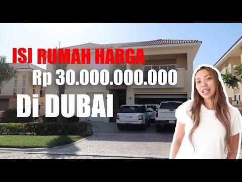 GREBEK RUMAH SOSIALITA DUBAI ORANG INDONESIA harga 30M