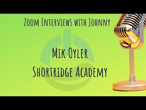 Mik Oyler from Shortridge Academy!