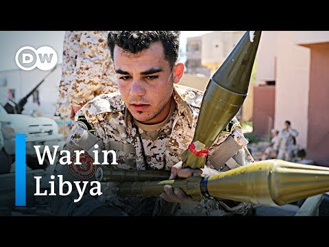 Libya: Is Russia supporting the Tripoli offensive with troops? | DW News