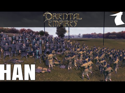 Oriental Empires Han Lets Play Part 1 - Rise of Ancient China