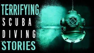 Scary Scuba Diving Horror Stories (Sea Creature, Alien Encounters) | Mr. Davis