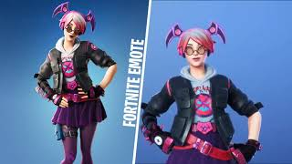 *SKIN* CALLISTO (Outfit Fortnite) FE TV