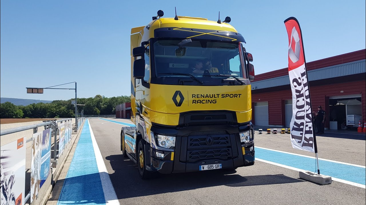 Renault Range T High R S Edition Roomtour Youtube - Koffietafel Renault T