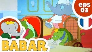 BABAR - EP03 - Le retour de Babar