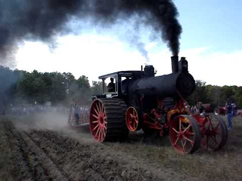 Avery Steam Tractor Youtube