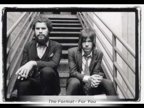 The Format - For You (Bruce Springsteen cover)
