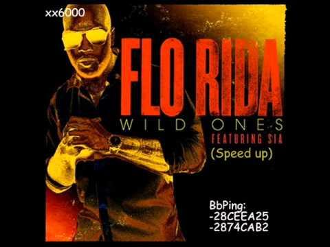 Flo Rida  Wild Ones ft Sia Speed up