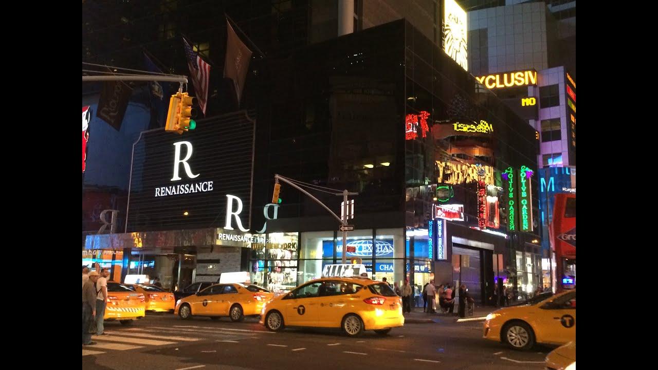 renaissance time square new york hotel tour my room. Black Bedroom Furniture Sets. Home Design Ideas