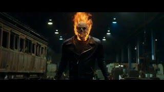 Disturbed - Hell Ghost Rider Music Video