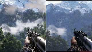 Far Cry 4 Xbox 360 Vs Xbox One Graphics Comparison