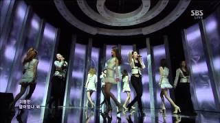 Jamin Live HD Nine Muses Dolls SBS인기가요 130127