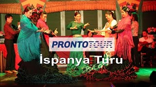 Prontotour Büyük İspanya Turu