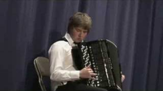 Thom Hardaker (Accordion) - Moldovan Folk Dance