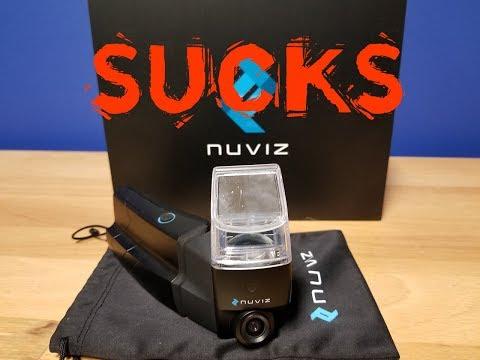 Nuviz HUD Review Complaint!