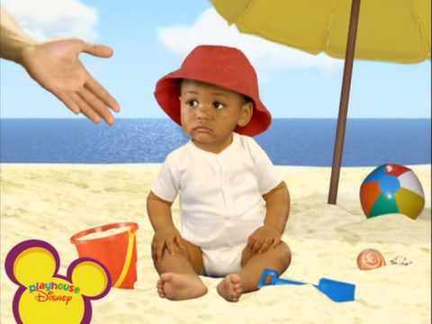 Vamos Bebe 1x08 La playa - YouTube