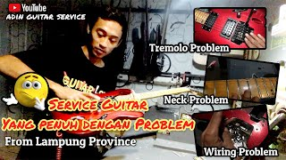 PROBLEM GUITAR FIX. IBANEZ SERIES From LAMPUNG