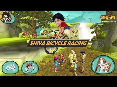 Shiva Bicycle Racing Android Gameplay HD thumbnail