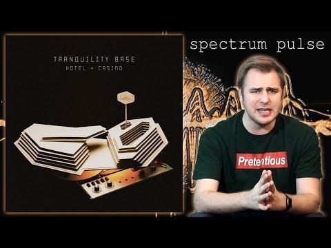 Arctic Monkeys - Tranquility Base Hotel + Casino - Album Review